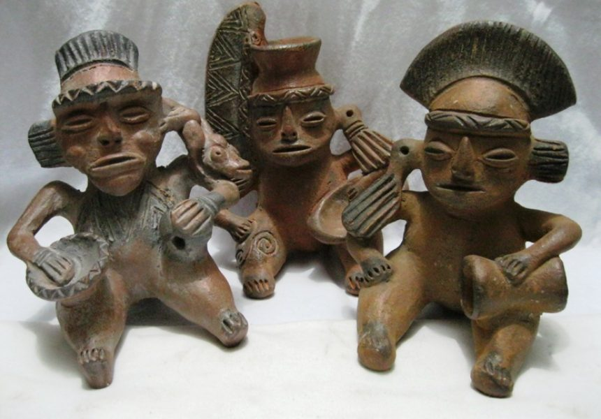 Chamanes Momiles Cultura Sinú